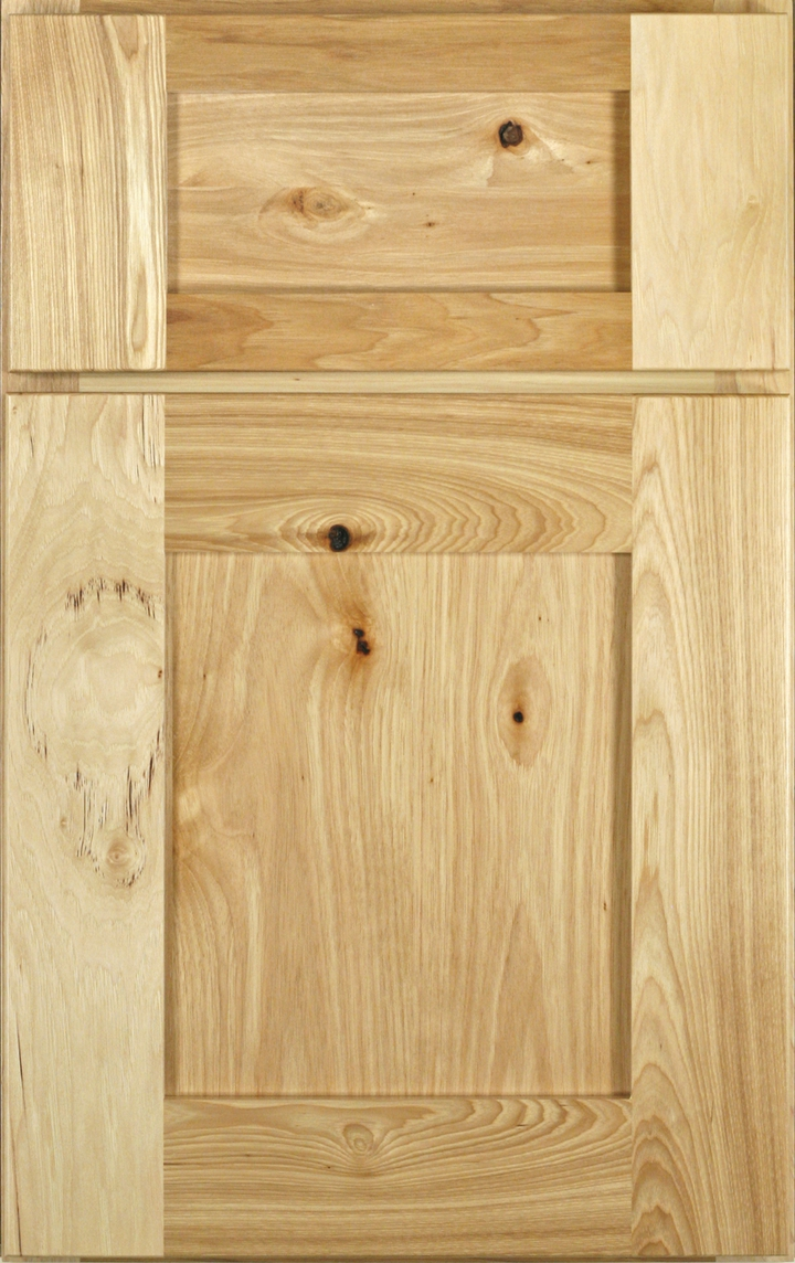 Hawthorne Full Overlay Rustic Hickory Natural