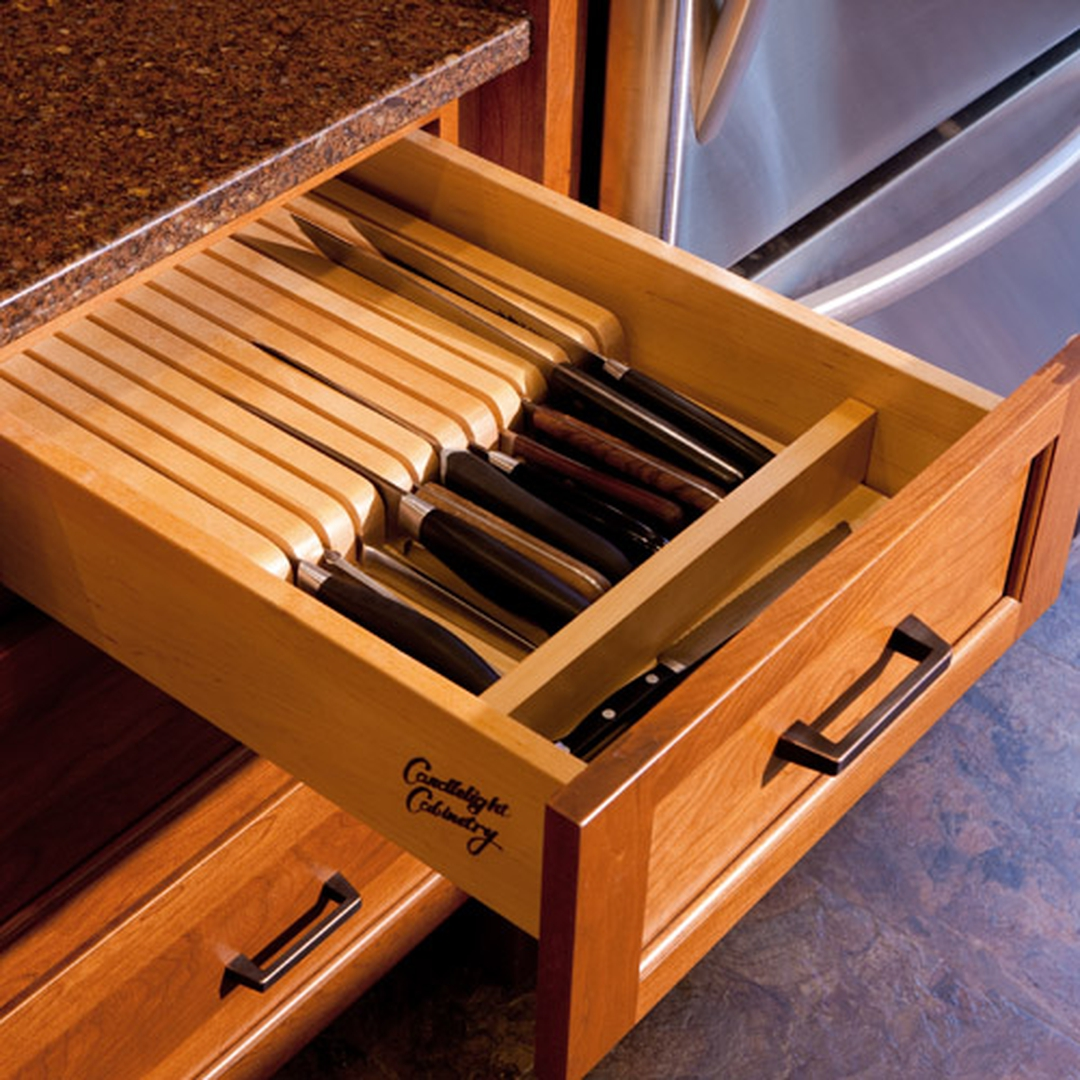 en compartment drawers product knife drawer block in the flexible system universal