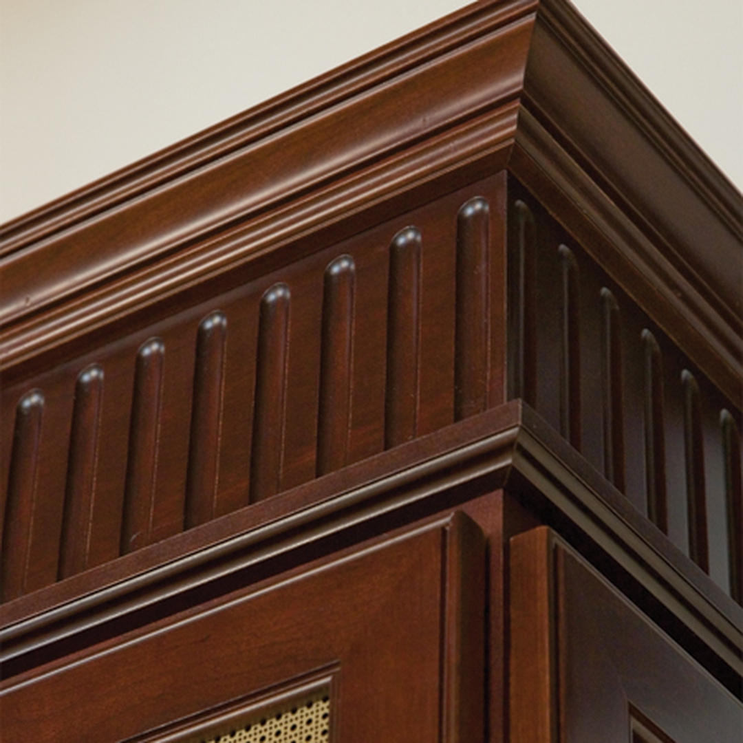 Cabinet Moldings Decorative Accents: Candlelight Cabinetry: Images