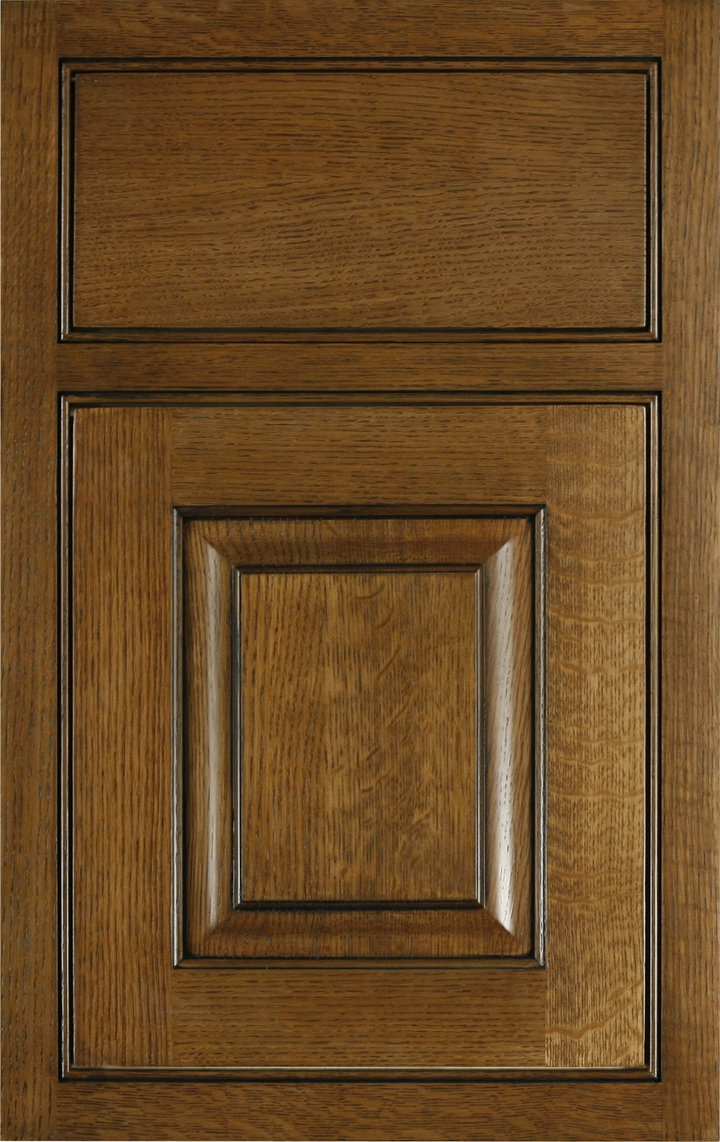 Candlelight Cabinetry Images – Quarter Sawn White Oak Kitchen Cabinets